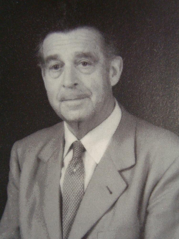 Charles Bischoff - Staehelin (1920-2011)