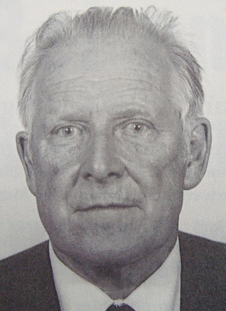 Dr. Hans-Ulrich Spillmann (1918 - 2013)