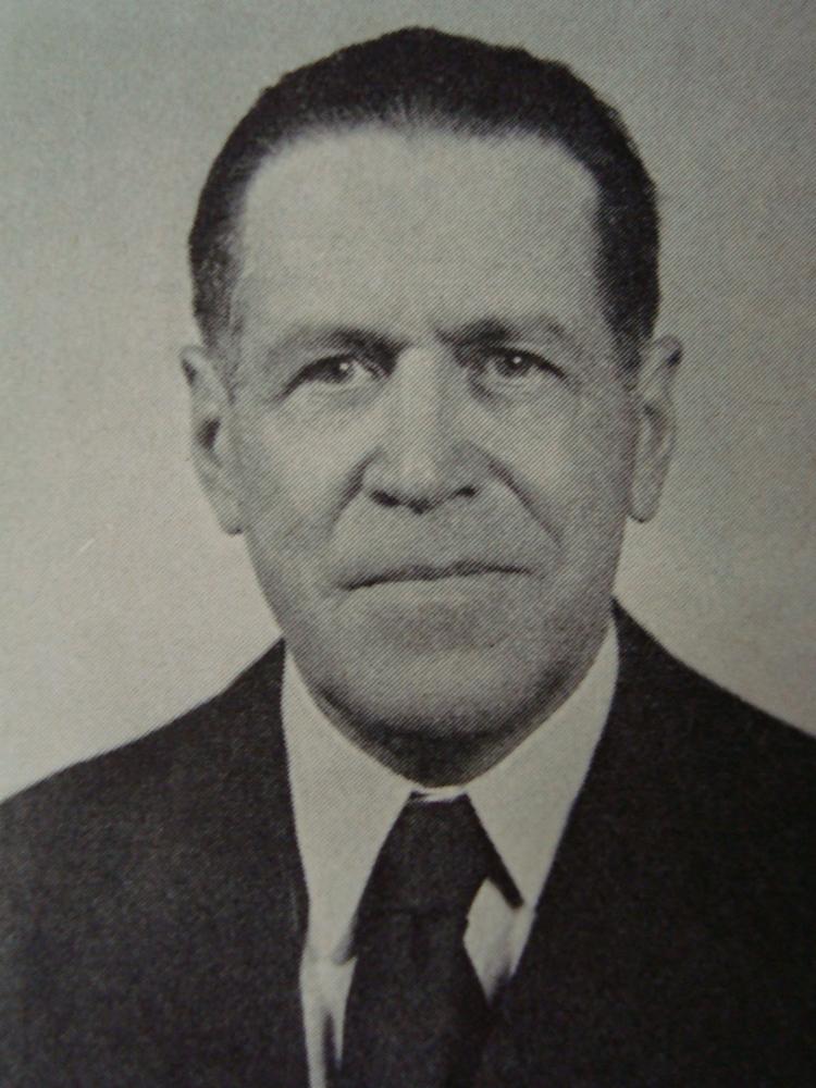 Dr. Max Preiswerk (1895 - 1995)