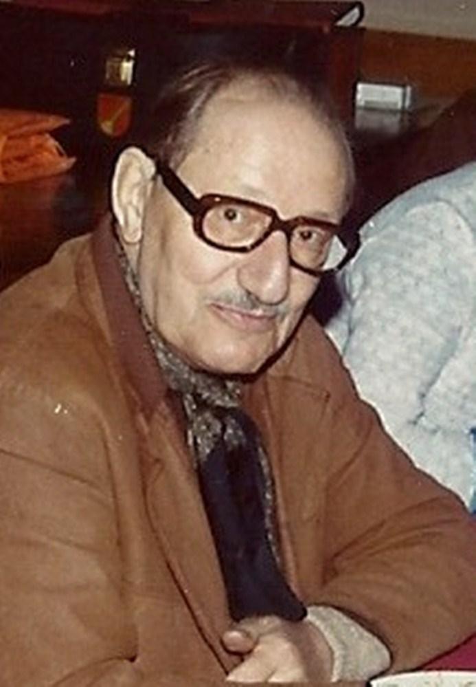 Dr. Roland Lenz (1908 - 1981)