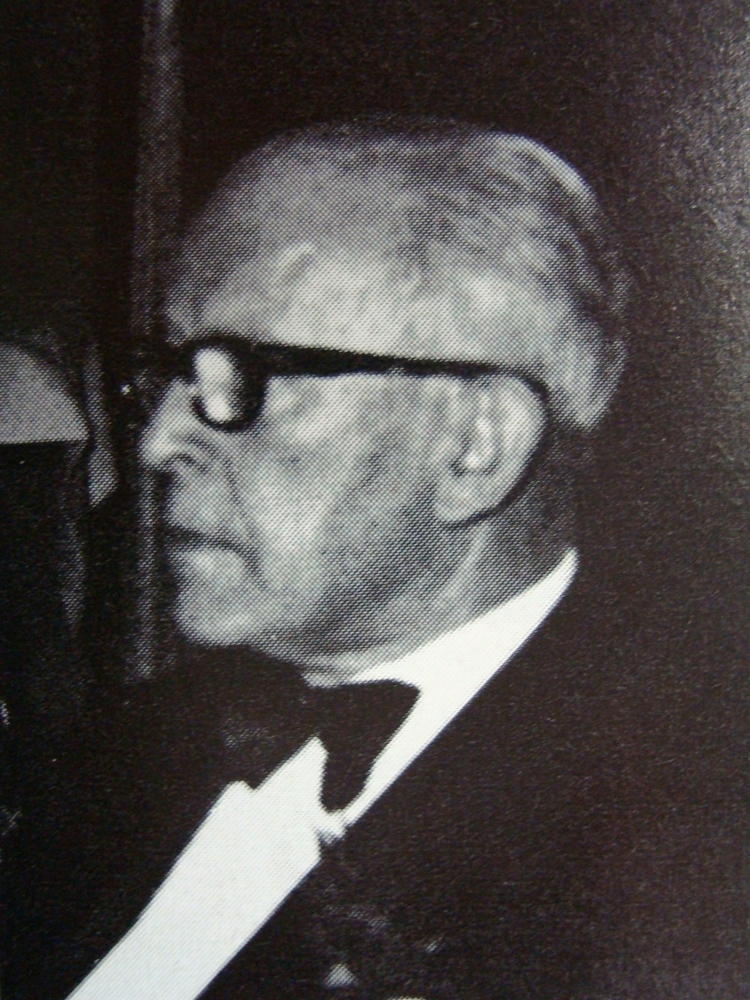 Dr. Willi Laubscher (1900 - 1984)