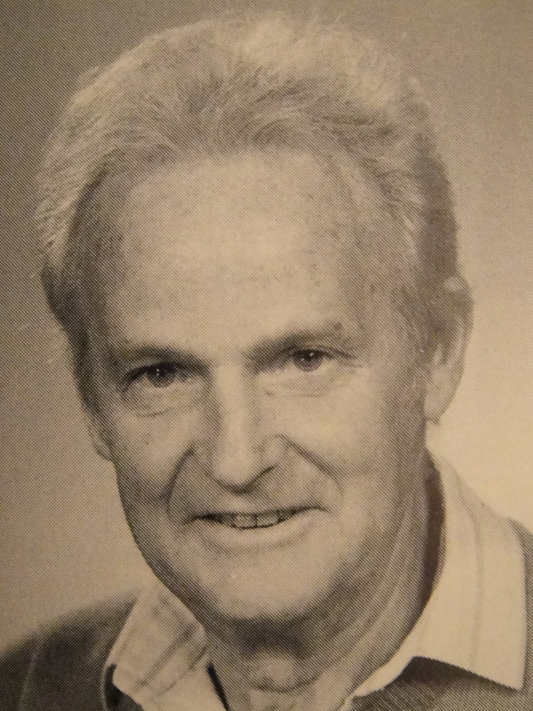 Bernhard Plüss (1921 - 2005)