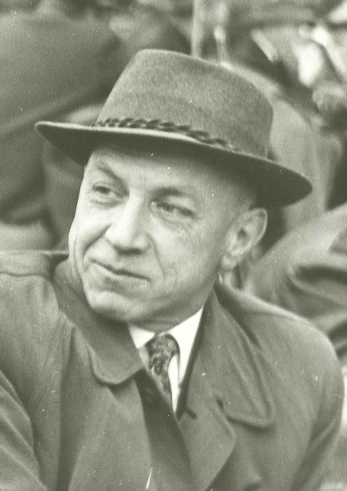 Werner Meyer (1914 - 2007)