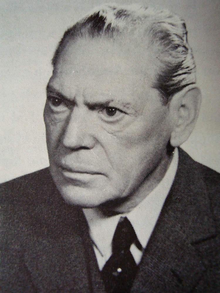 Fritz Imhoff (1882 - 1974)