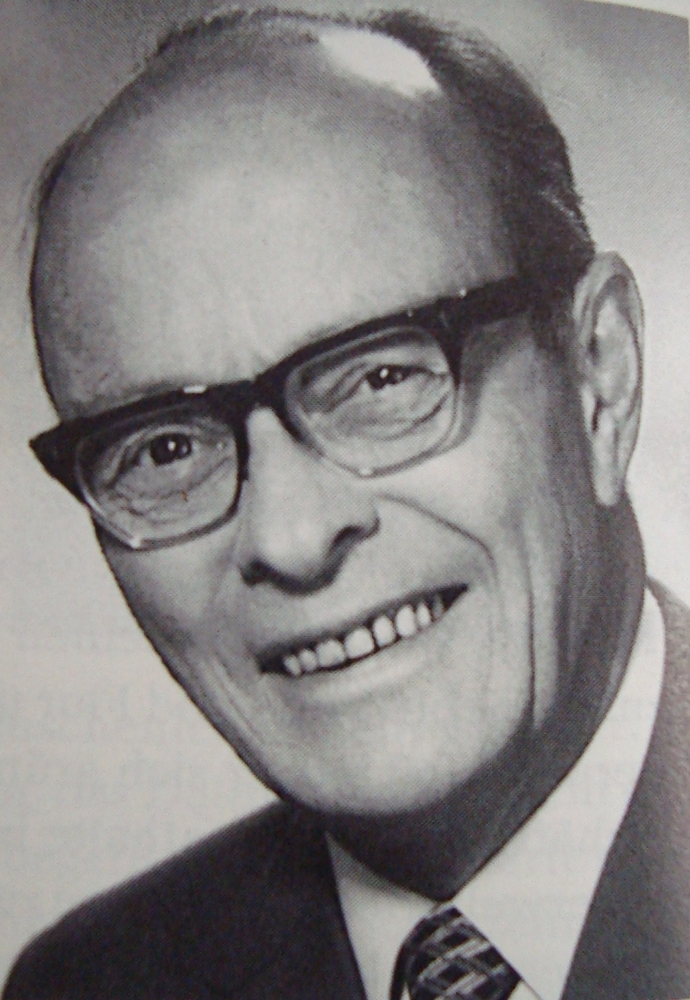 Dr. Alfred Neeff (1912 - 1986)