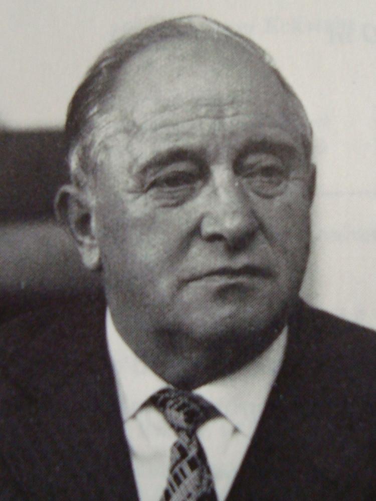 Eduard Schumacher (1912 - 1986)