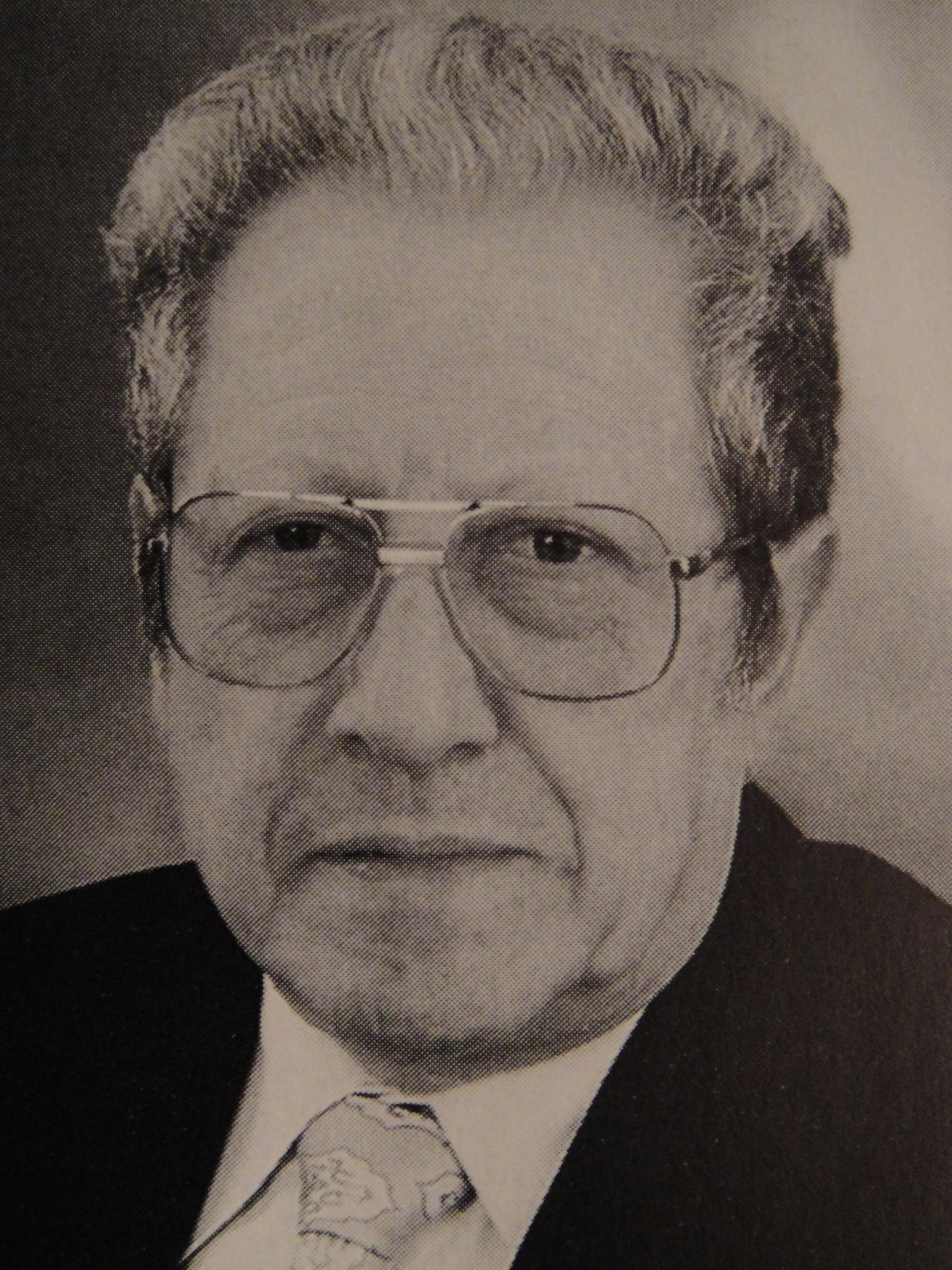 Hans Isler sen. (1929 - 2018)