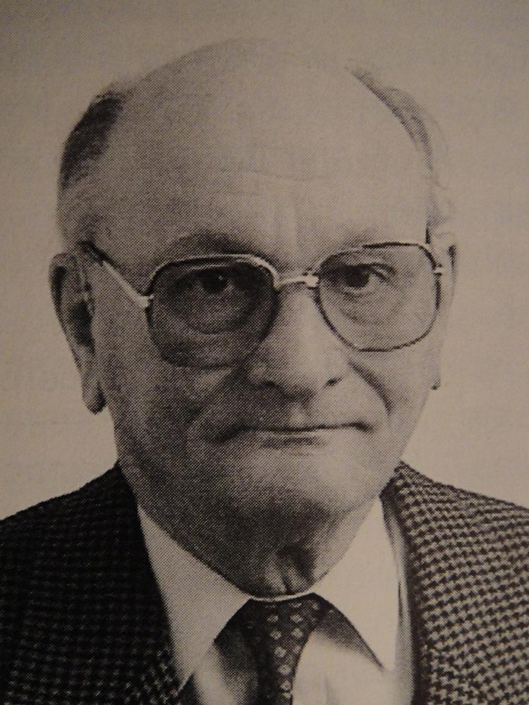 Dr. Karl G. Scheibli (1926 - 2012)