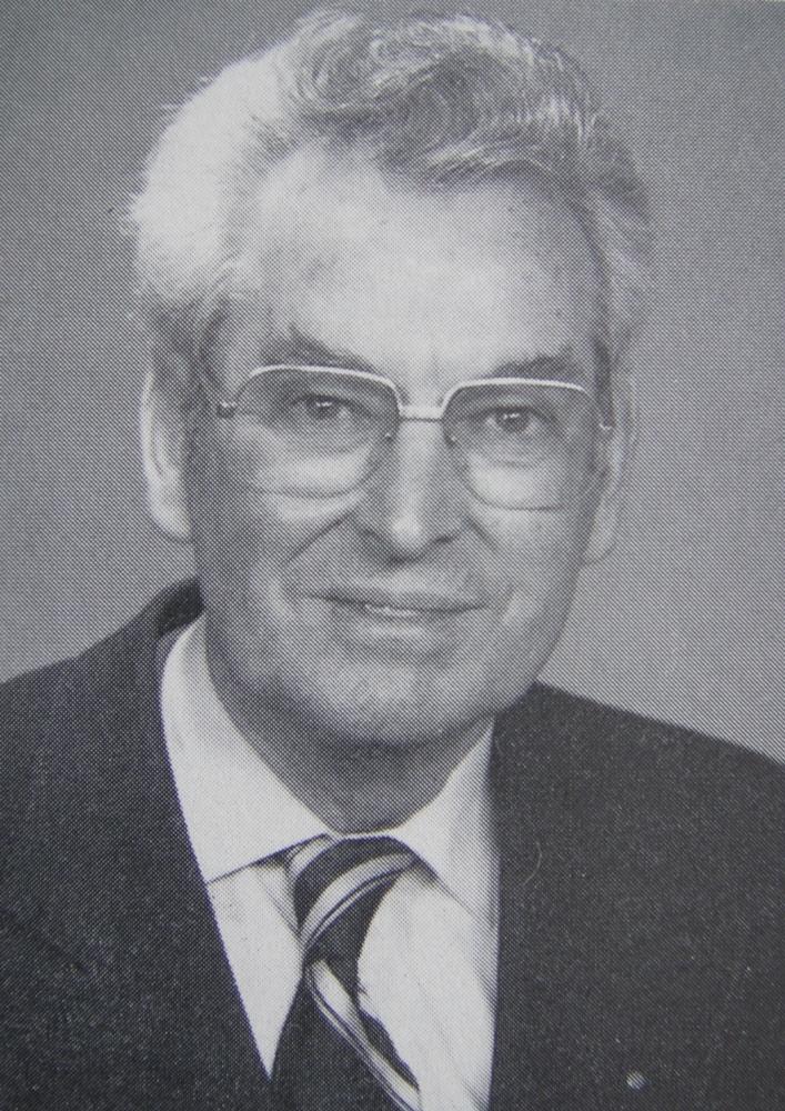 Hans W. Mäglin (1919 - 2009)
