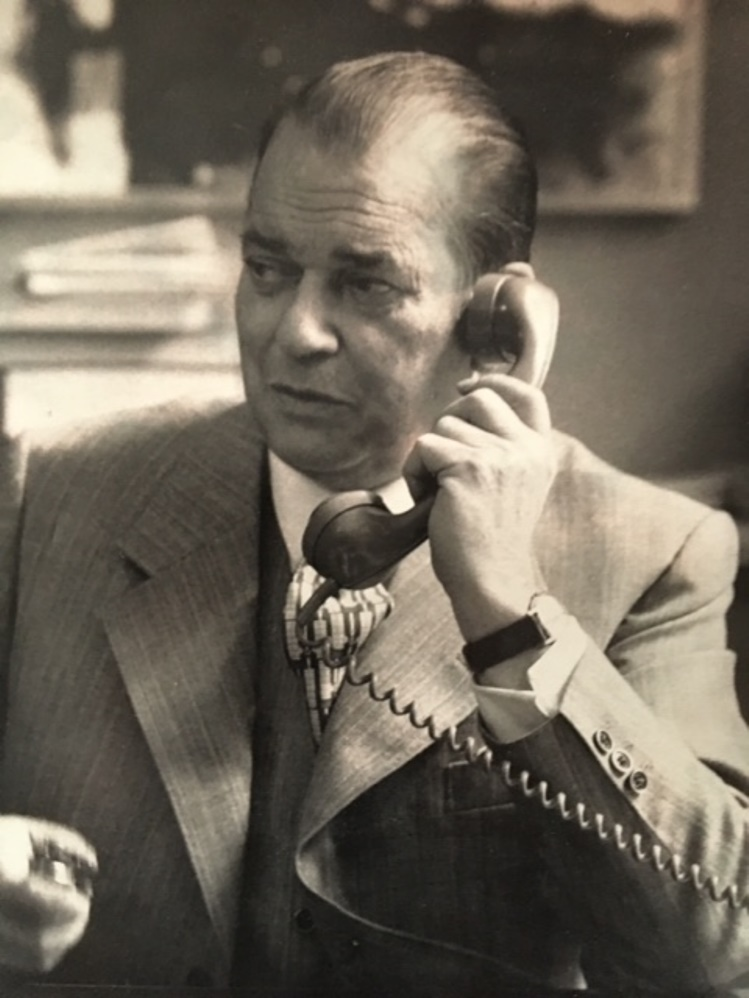 Peter R. Alioth (1914 - 1997)