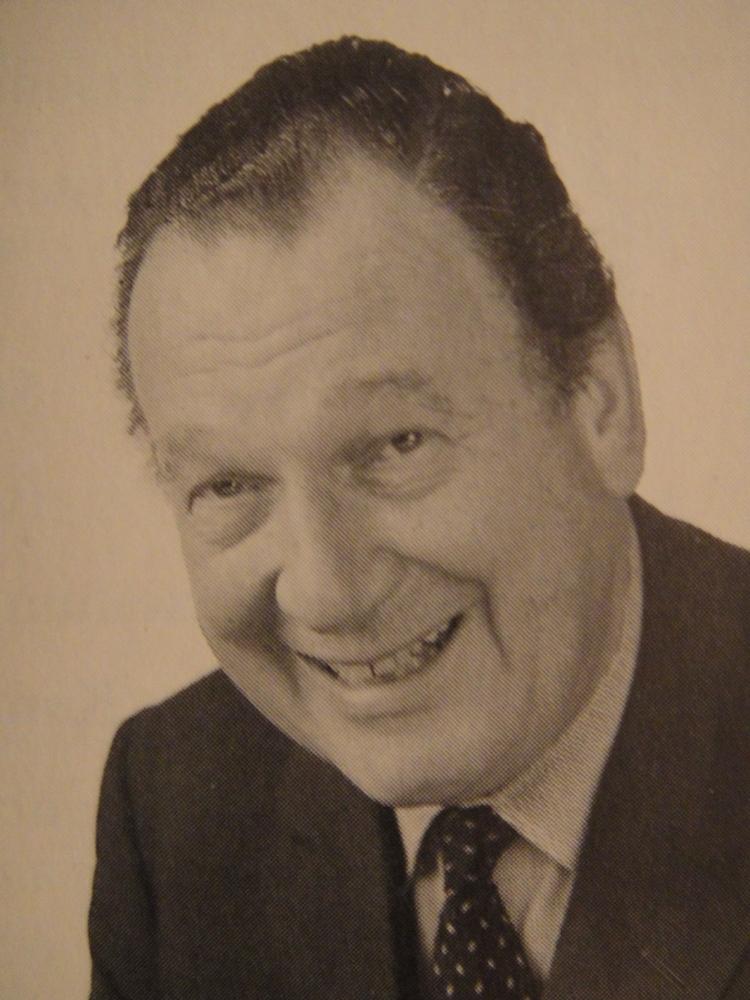 Alfred E. Sarasin (1922 - 2005)