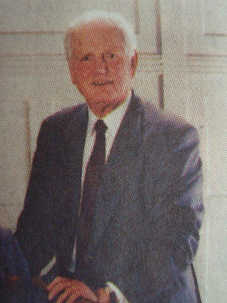 Dr. Wolfgang Baumann (1932 - 2004)