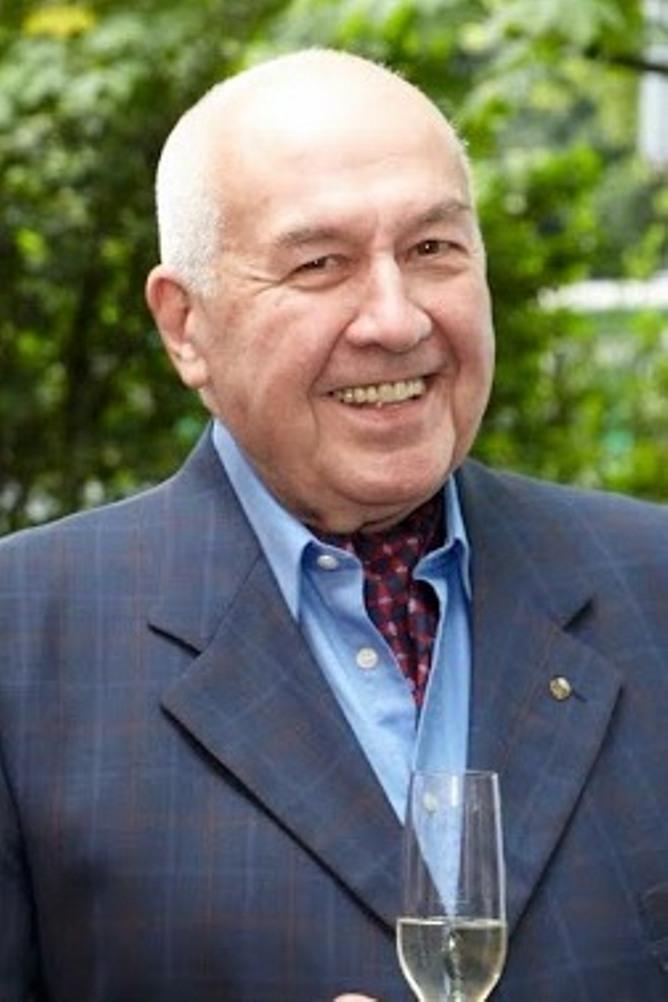 Jacques W. Cornut (1928 - 2015)