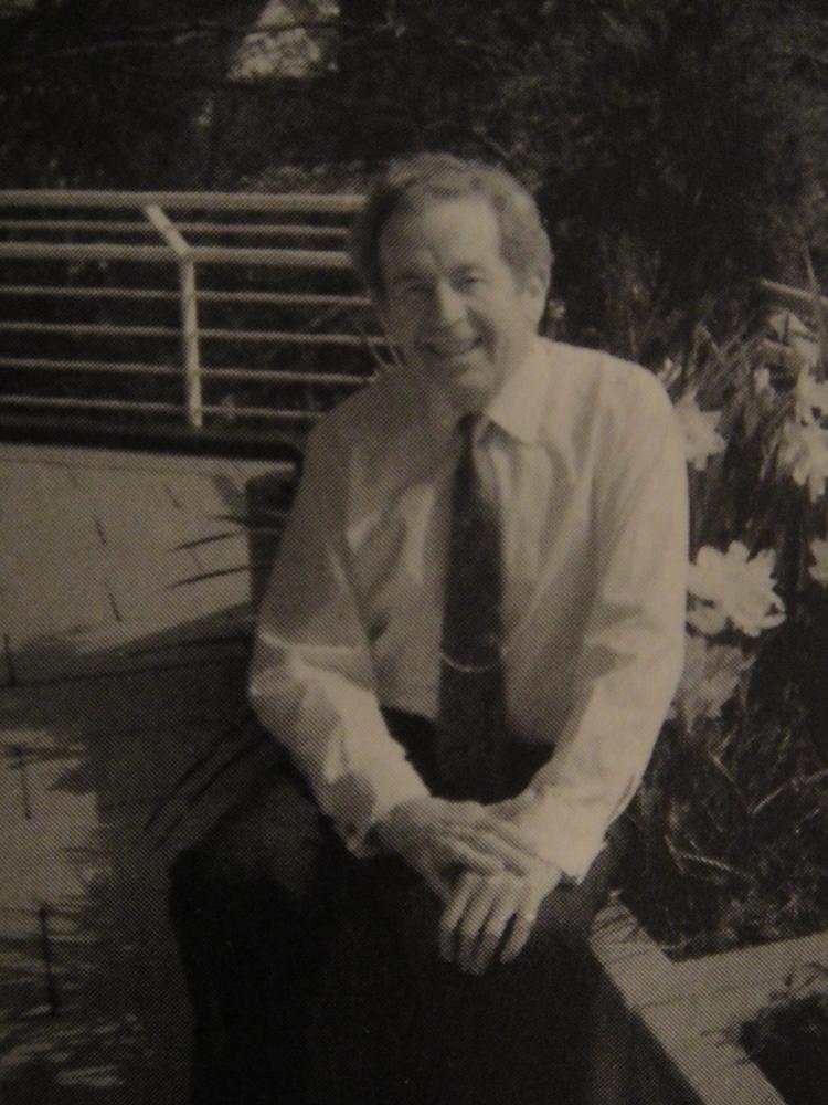Emanuel Ryhiner (1920 - 2012)