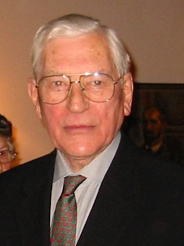 Dr. Jon Peder Mohr (1920 - 2012)