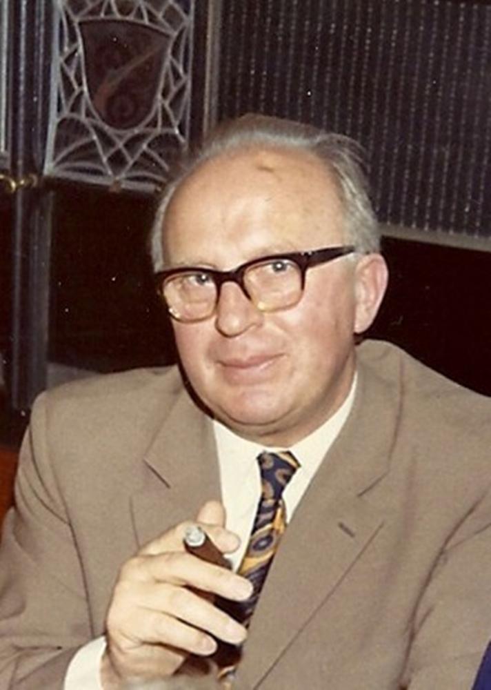 Viktor Greuter (1920 - 2007)