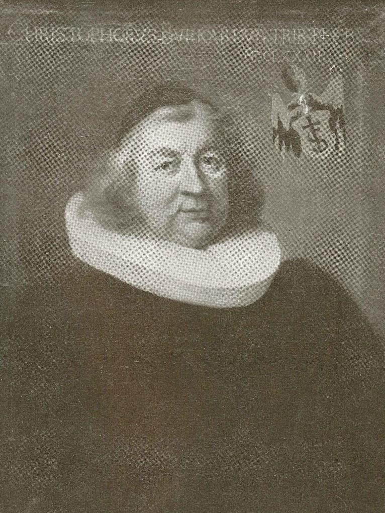 Christoph Burckhardt 1631 - 1705,