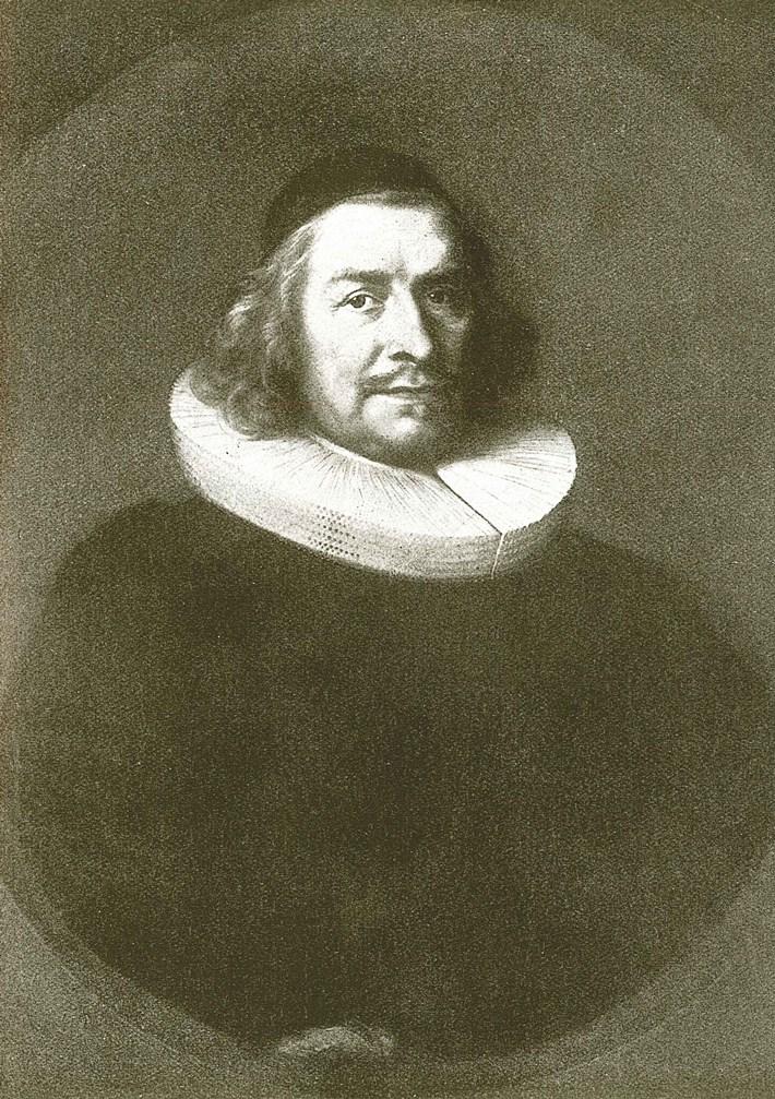 Martin Staehelin 1631 - 1697,
