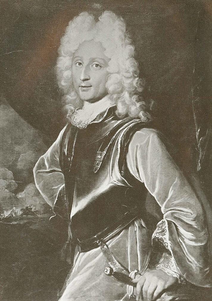 Johann Rudolf Faesch 1680 - 1762,