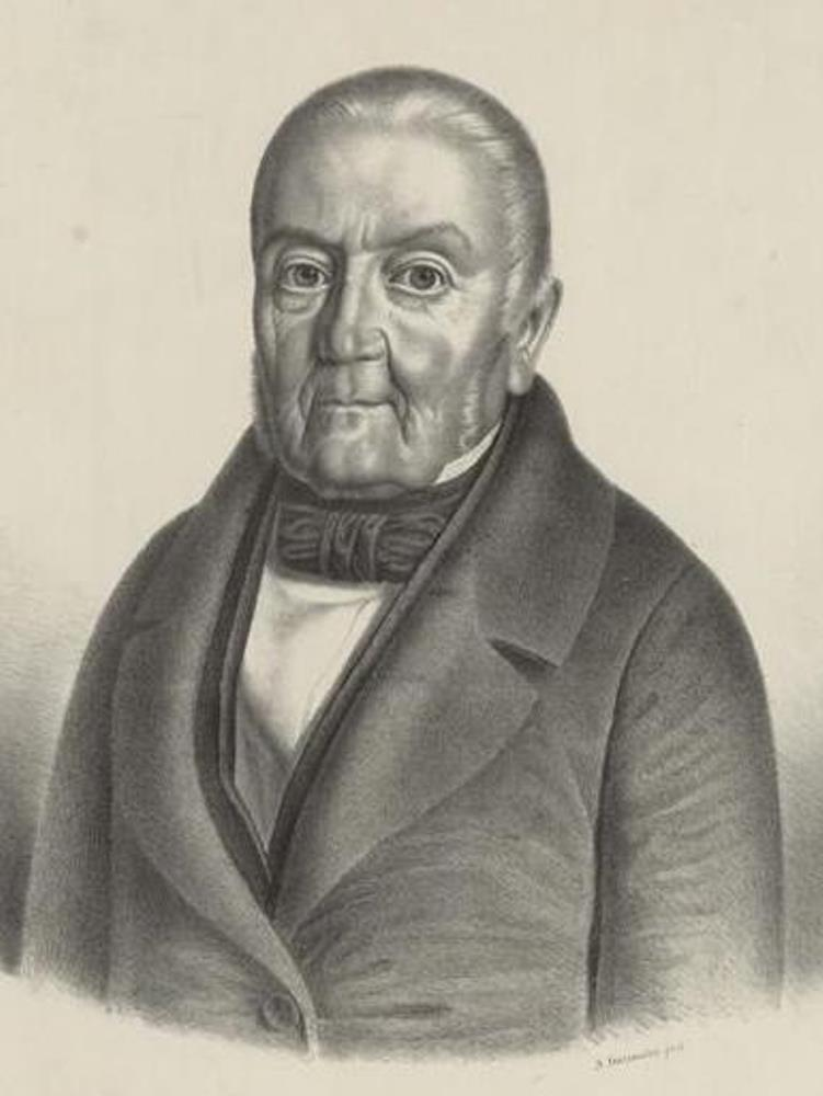 Mathias Oswald 1774 - 1864,