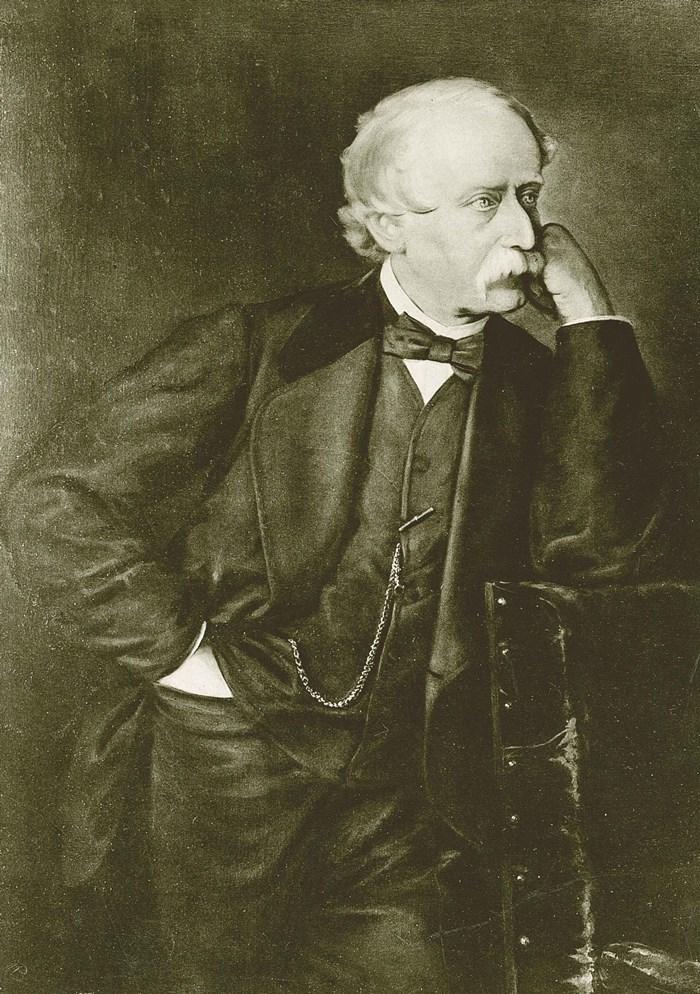 Carl Leonhard Burckhardt 1813 - 1885,