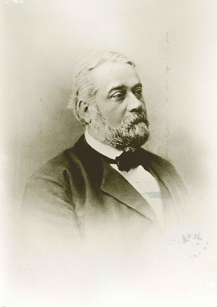 Eduard Burckhardt - Schrickel 1818 - 1880,