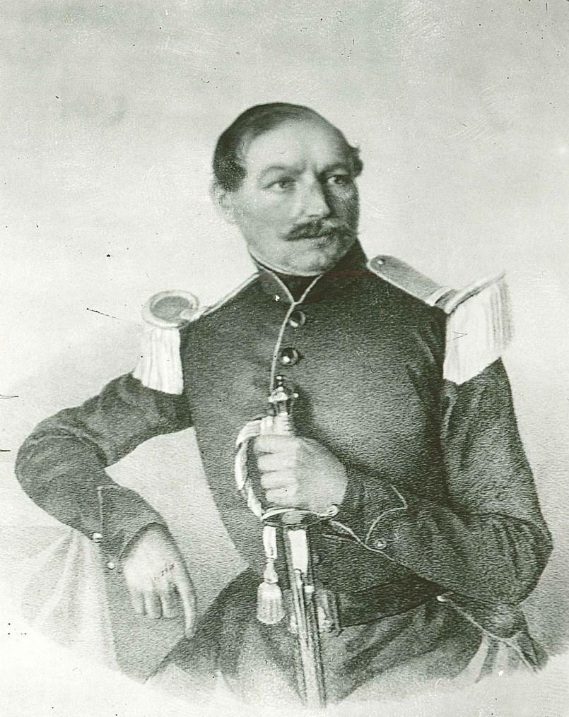 Emanuel Ryhiner-Menger 1812 - 1871,