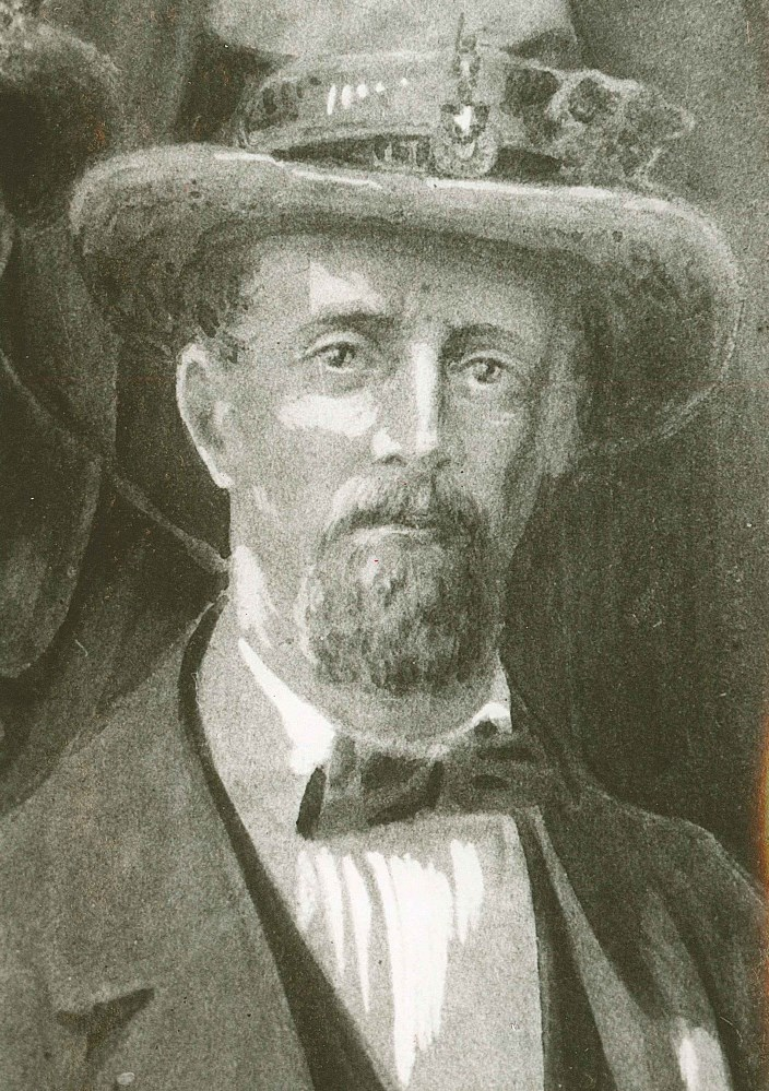 Johann Jakob Hindermann-Merian 1815 - 1897,