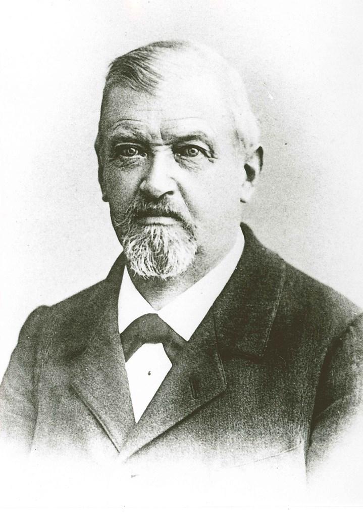 Johann Friedrich Egger - Kummer 1834 - 1913,