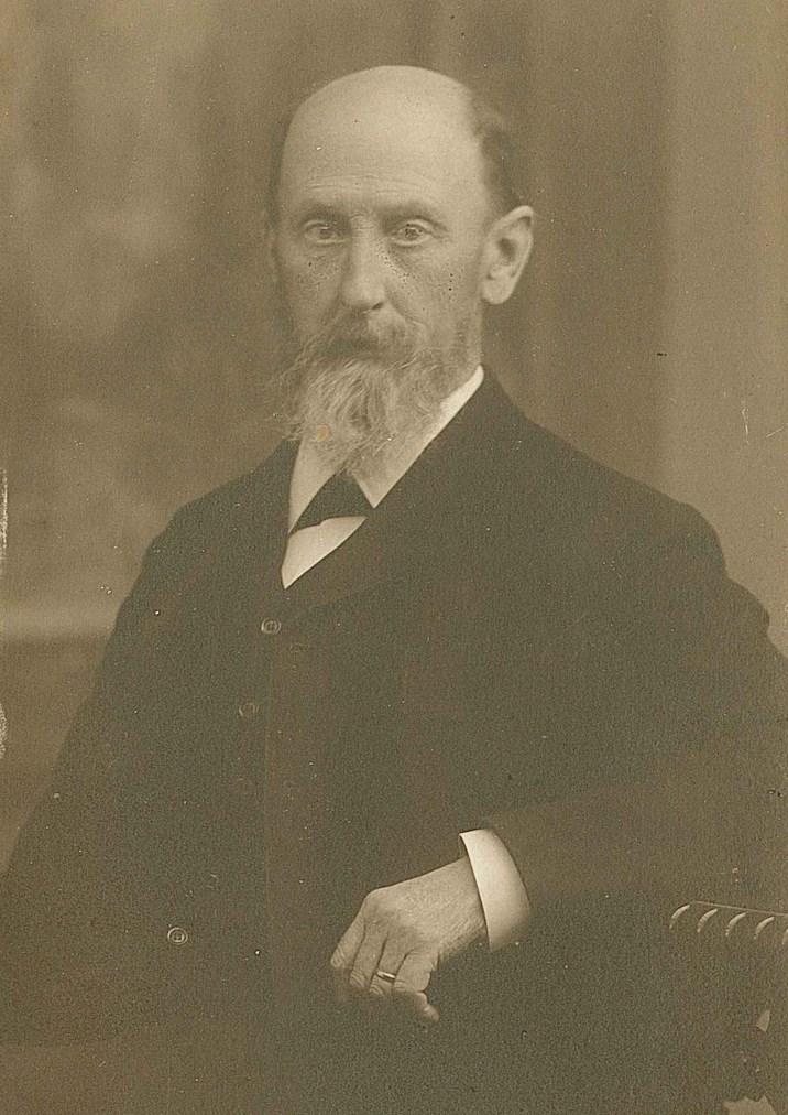 Wilhelm Bachofen - Dennler 1841 - 1922,