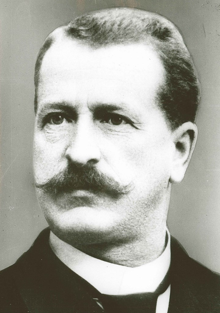 August Burckhardt-Schaub 1851 - 1919,