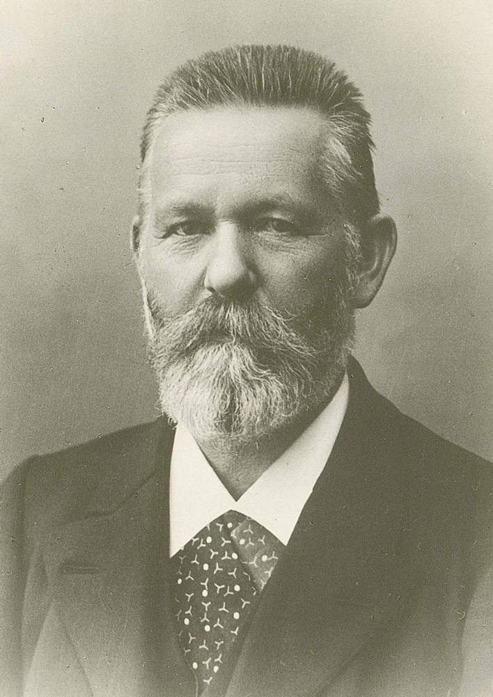 Theophil Gloor 1843 - 1915,
