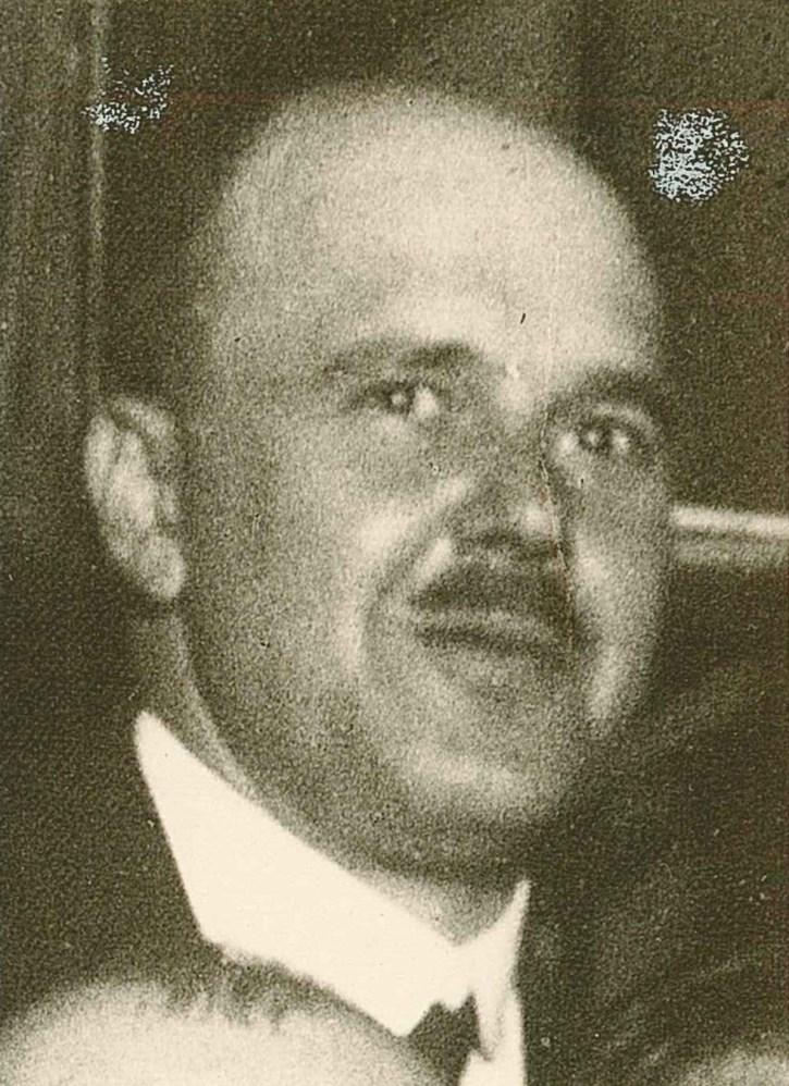 """Karl Rudolf """"Charles"""" Staehelin - von der Mühll 1875 - 1940,"""