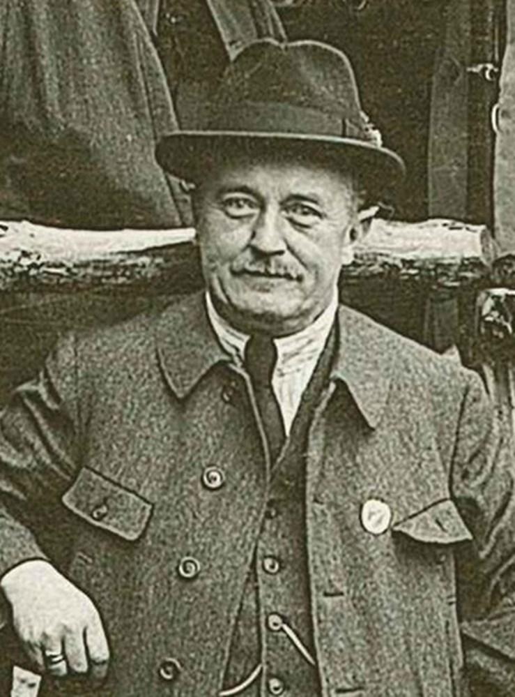 Heinrich Täuber 1867 - 1944,