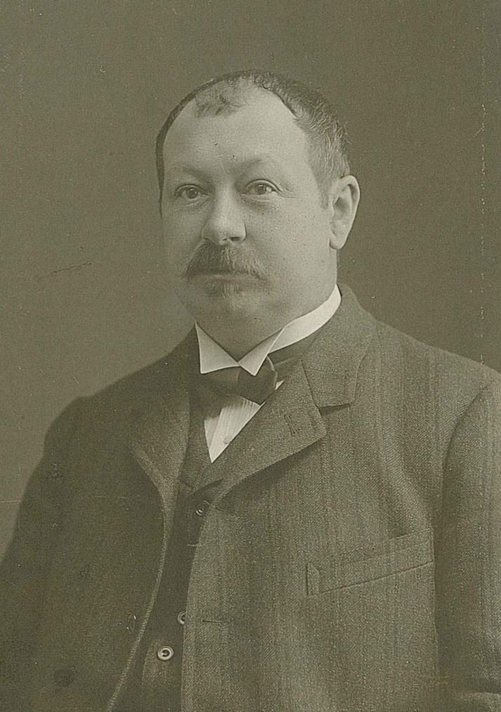 Hermann Müller - Köpf 1866 - 1916,