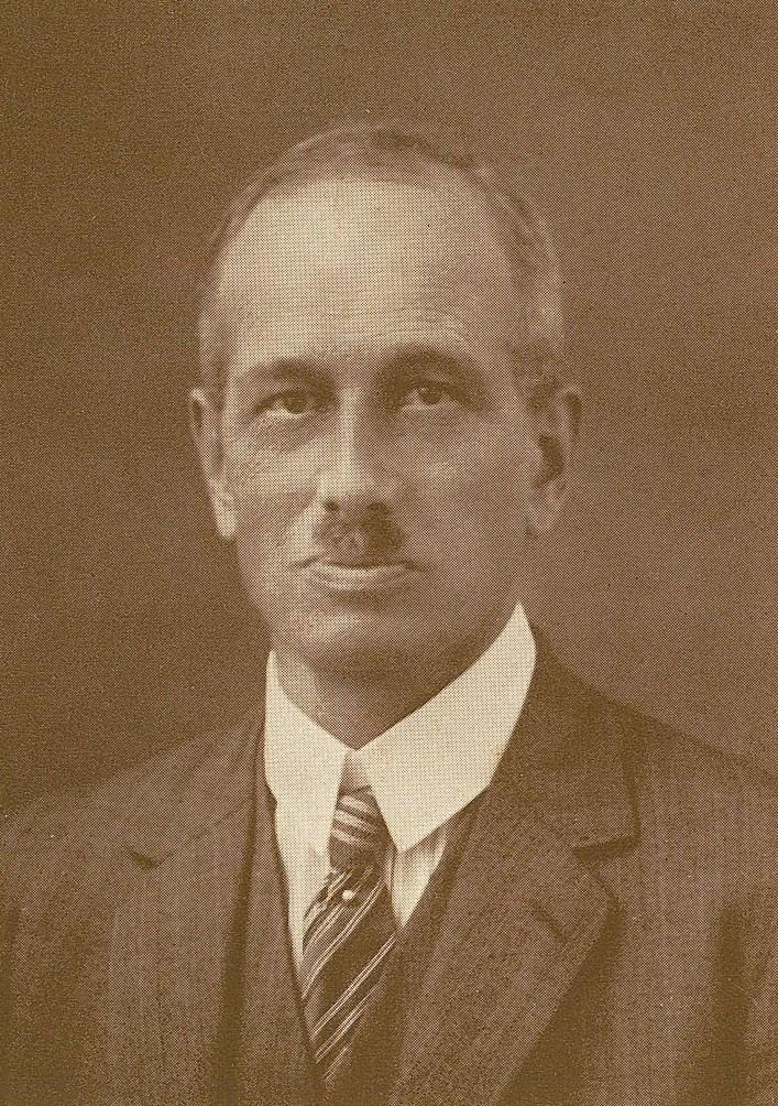 Manfred Alioth - von der Mühll 1874 - 1935,
