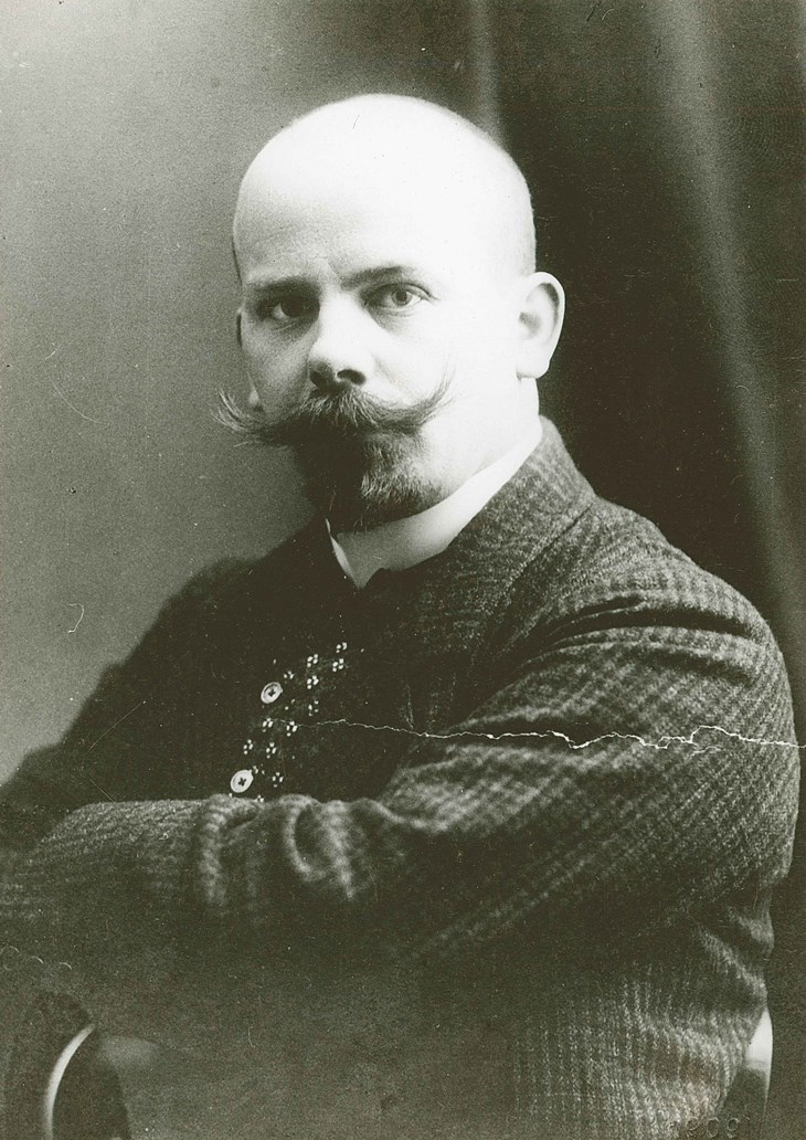Hans Vogt - Sandreuter 1874 - 1919,