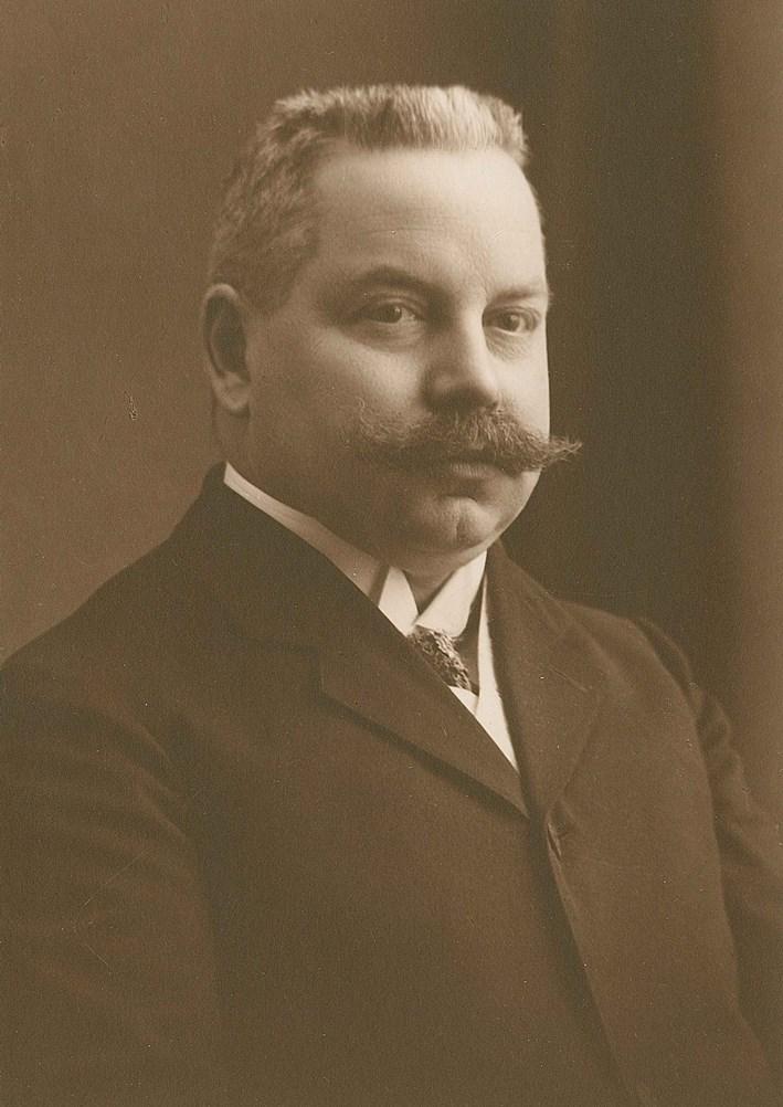 Heinrich Rittmann 1866 - 1933,