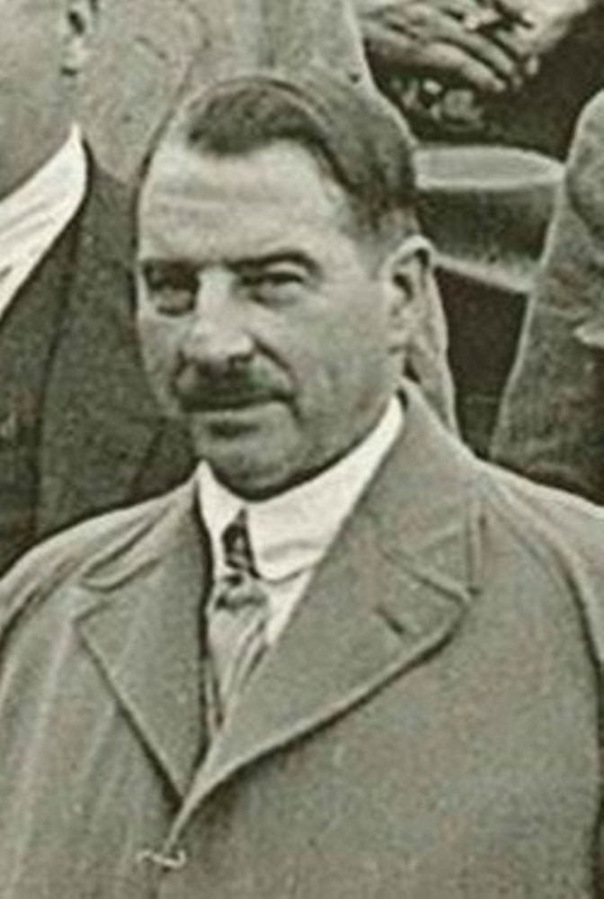 Eduard Bischoff - Settelen 1874 - 1940,