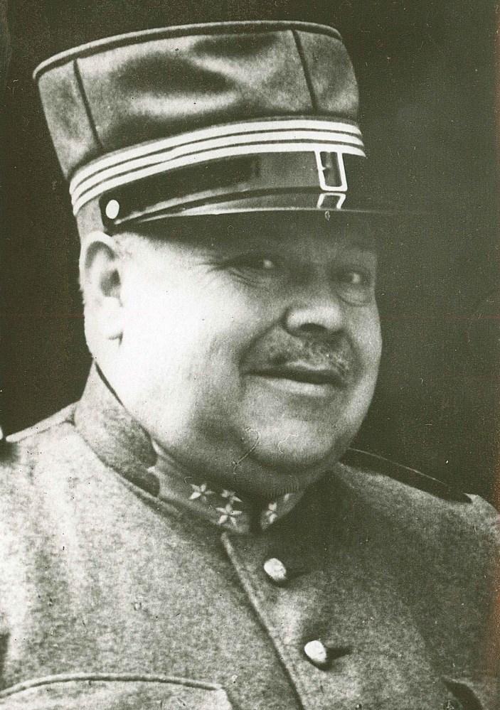 Georg Fürstenberger - von der Mühll 1881 - 1941,
