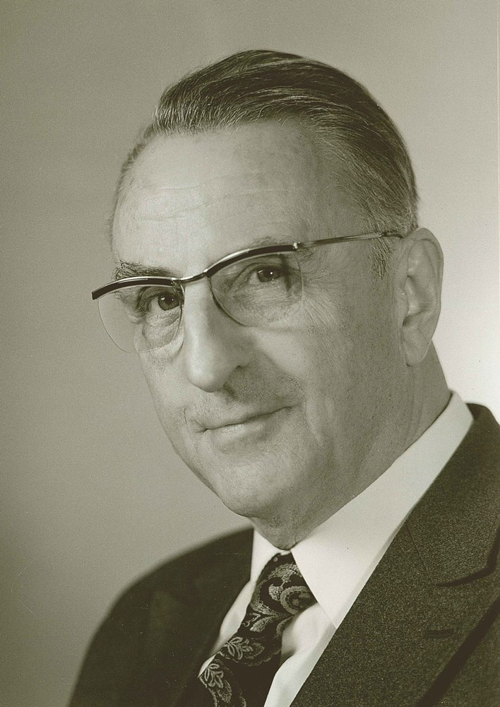 Theodor Michel, 1903 - 1995,