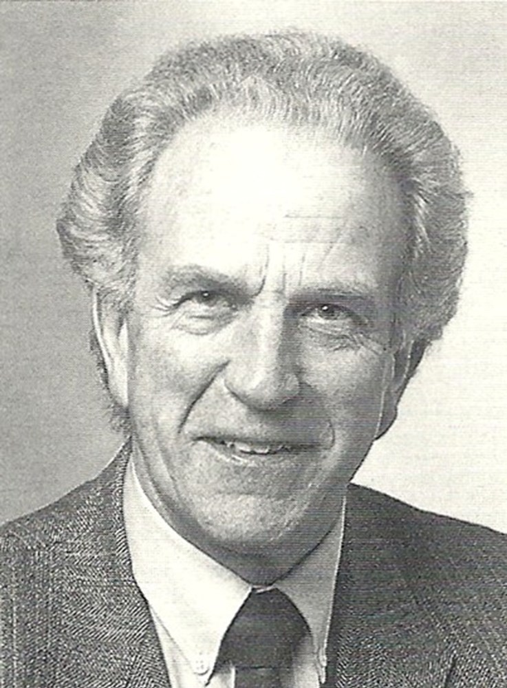 Alfred Notz 1927 -2009,