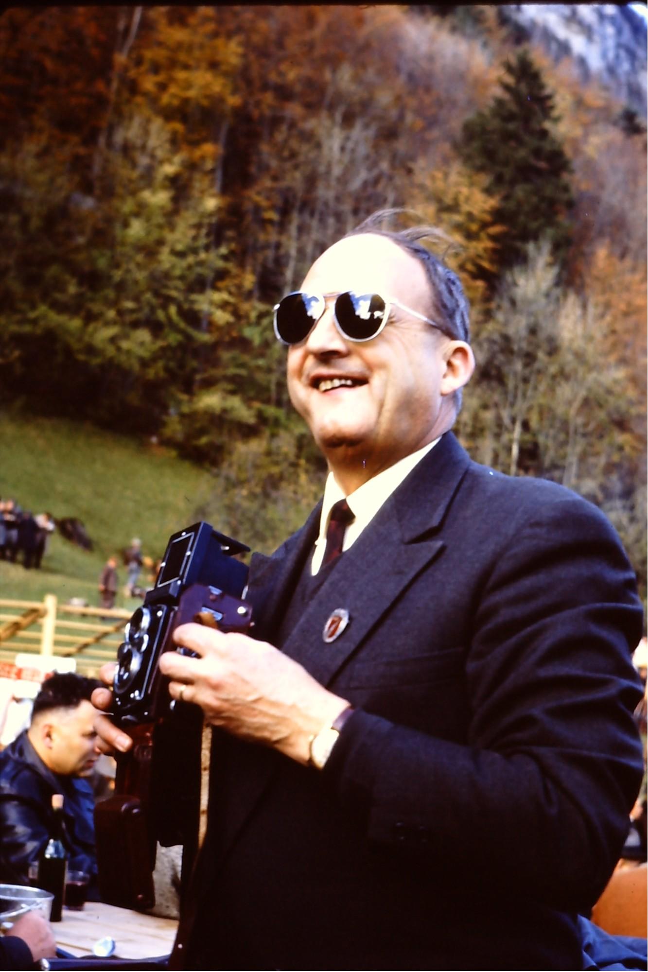 Dr. Paul Hegner