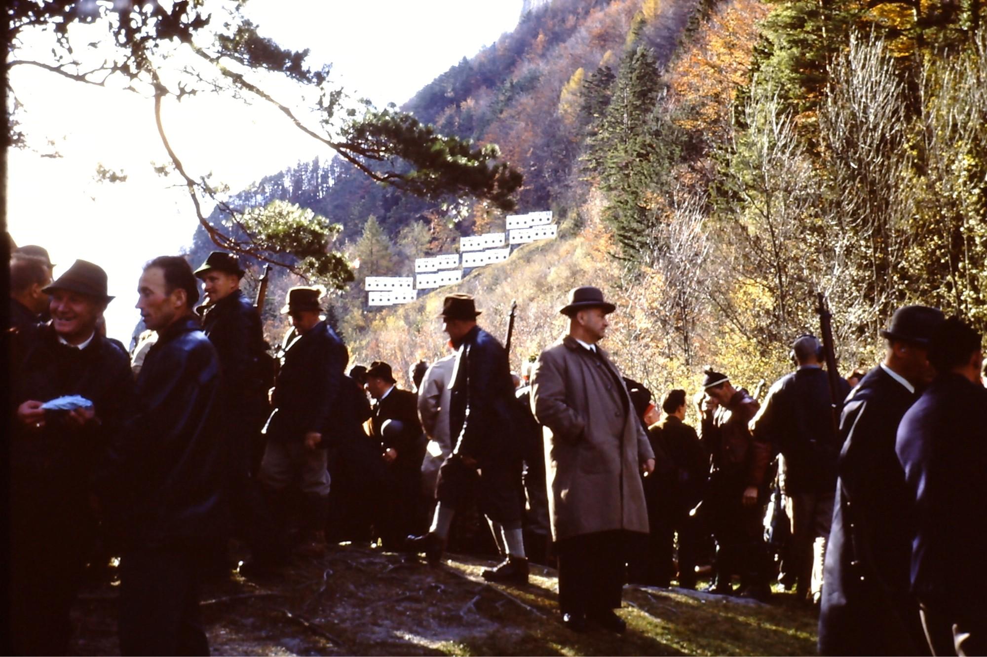 Historisches Rütlischiessen 300m 1966