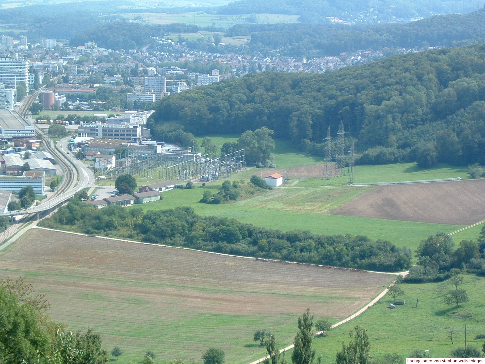 Schiessanlage Lachmatt